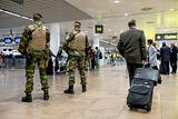 В аэропортах Европы усилены меры безопасности