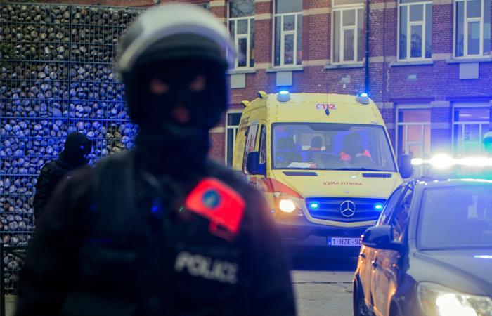 В результате взрывов в аэропорту Брюсселя есть погибшие