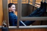 Савченко приговорили к 22 годам колонии