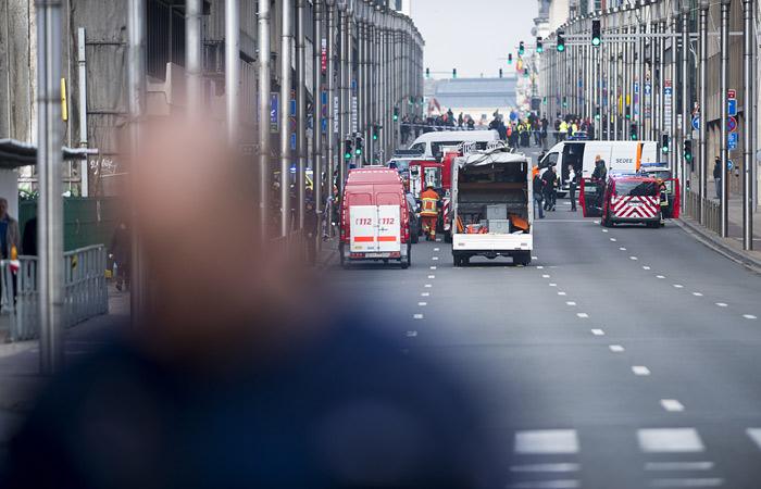 ИГ официально взяло на себя ответственность за теракты в Брюсселе