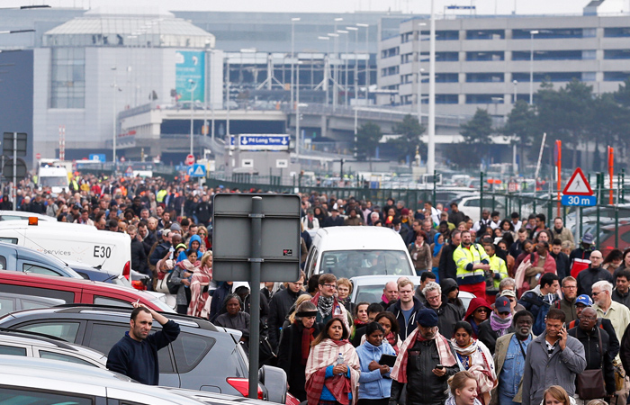 Братья Бакрауи совершили оба теракта в Брюсселе