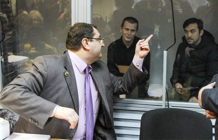 Адвокат задержанного на Украине россиянина Александрова найден убитым