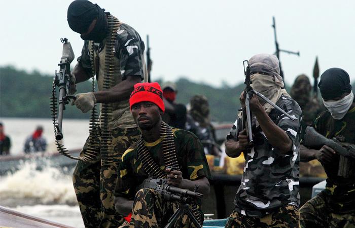 Российского моряка освободили из плена нигерийских пиратов