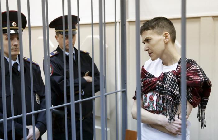 В Кремле не слышали о возможности обмена Савченко на Бута и Ярошенко