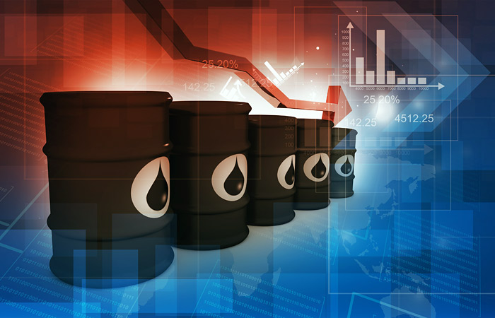 Нефть Brent опустилась ниже $39 за баррель