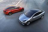 """""""Тесла"""" представила самую дешевую модель своего электрокара"""