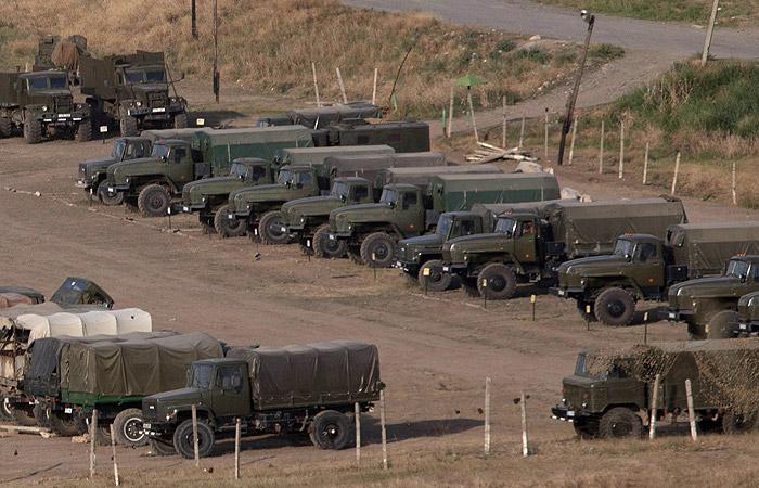 Армянская армия перешла в наступление в зоне карабахского конфликта