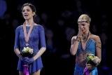 Евгения Медведева стала чемпионкой мира по фигурному катанию