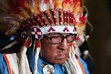 В США в возрасте 102 лет скончался индейский вождь и историк Джо Кроу