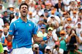 Джокович выиграл теннисный турнир Miami Open