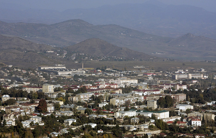 В зоне карабахского конфликта установлено перемирие