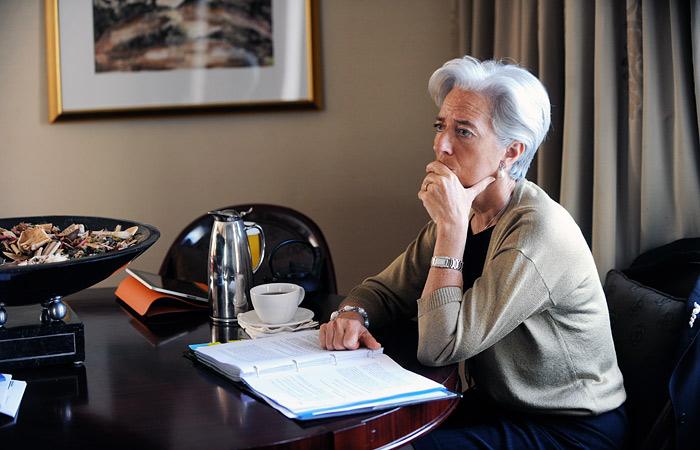 Руководитель МВФ: фонд далек отучастия в 3-й программе кредитной поддержки Греции