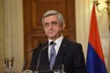 Президент Армении поддержал идею разместить миротворцев в Карабахе