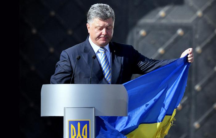 Порошенко назвал целью референдума в Нидерландах атаку на единство Европы