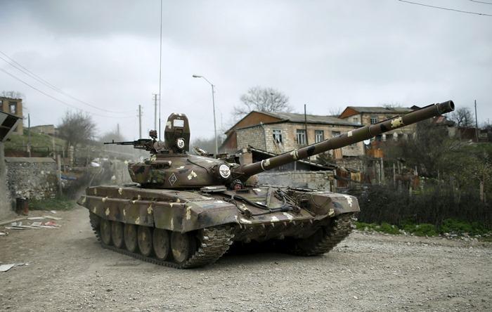 В Минобороны Армении заявили об обстреле со стороны Азербайджана