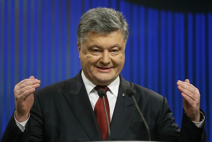 """Порошенко рассказал о передаче """"Рошен"""" структуре Rothschild"""
