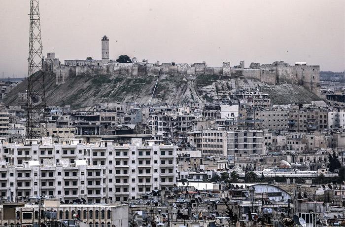 Российские и сирийские военные не будут штурмовать Алеппо