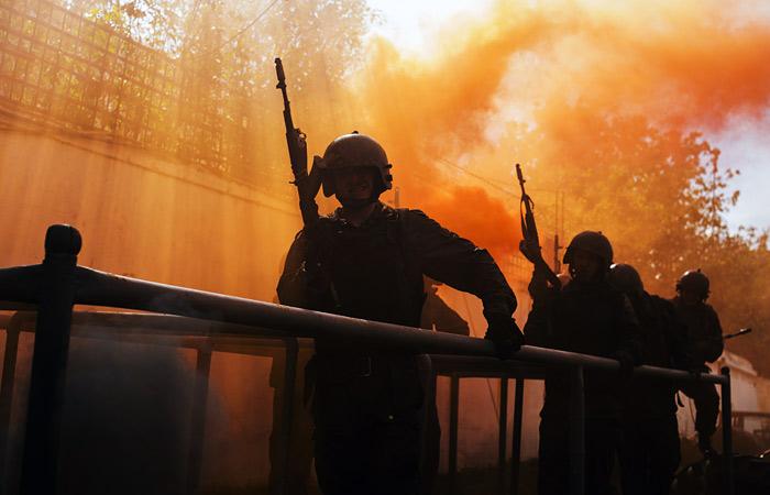 Новая федеральная служба войск будет называться Росгвардией