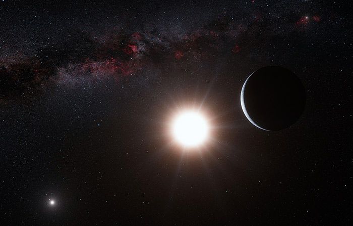 Хокинг и Мильнер задумались о запуске наноспутника к системе Альфа Центавра