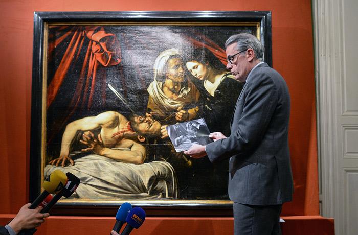 Предполагаемую картину Караваджо за 120 млн евро нашли на чердаке во Франции