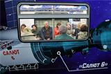 В столичном метро запущен посвященный 55-летию полета Гагарина в космос поезд