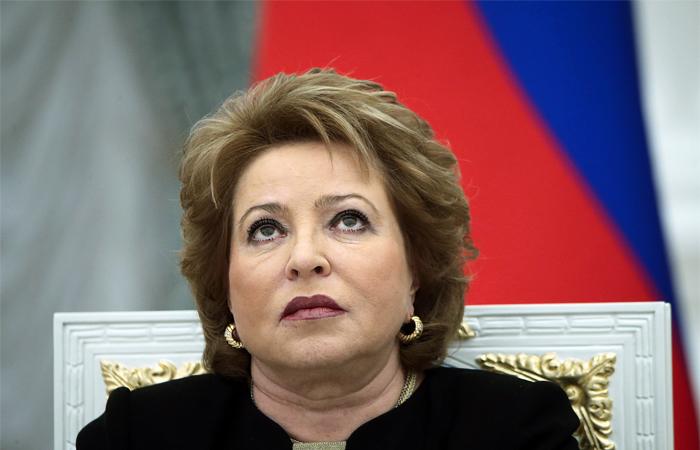Матвиенко предложила задуматься о создании министерств счастья и будущего