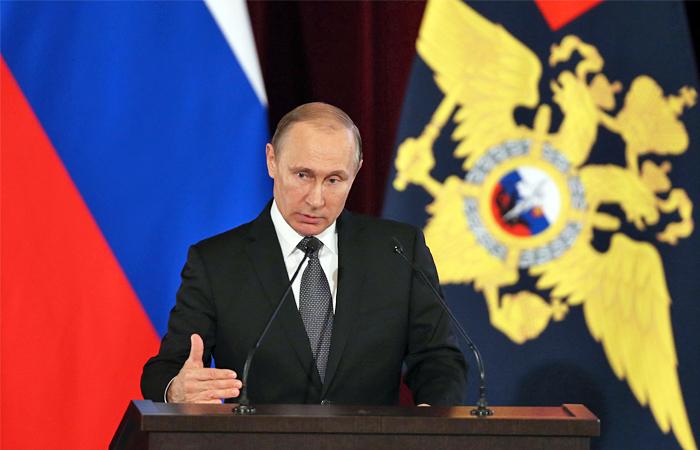 Путин назначил руководителей антинаркотического и миграционного главков МВД