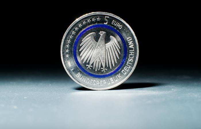 5 евро монета германии 20 грош 2004 года цена