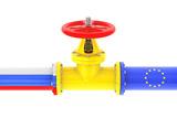 """""""Газпром"""" поменял формулу цены в европейских контрактах"""