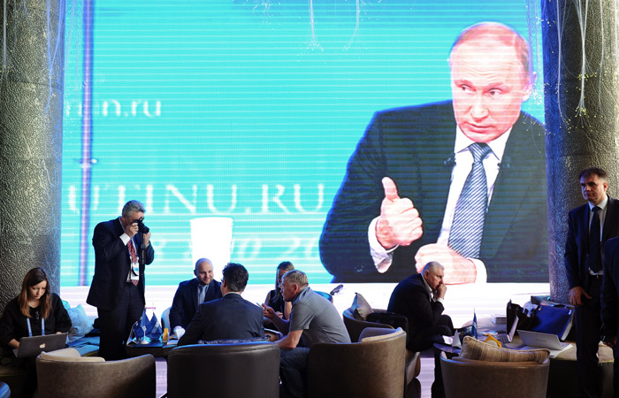 """""""Прямая линия"""" с Путиным отличилась рекордной скоростью реакции чиновников"""