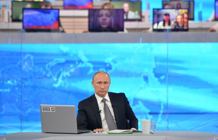 """""""Прямая линия"""" с Путиным начнется по традиции в 12:00 по Москве"""