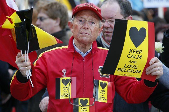 Полиция насчитала семь тысяч участников марша в Брюсселе