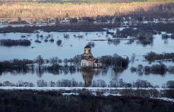 На территории Вологодской области введен режим чрезвычайной ситуации
