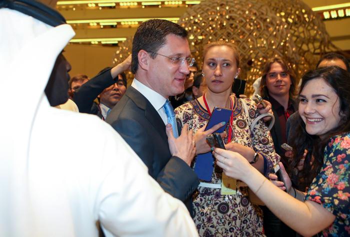 Новак рассказал о нежелании некоторых стран принять соглашение по заморозке добычи
