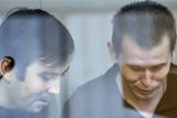 Суд в Киеве признал россиян Александрова и Ерофеева виновными