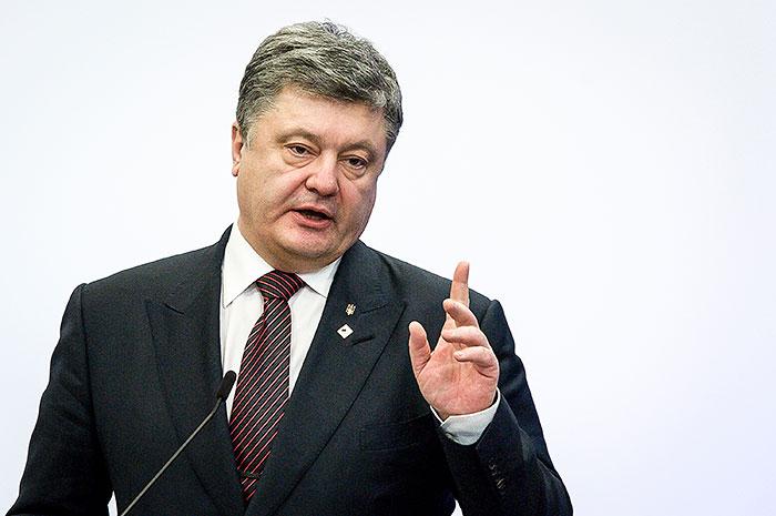 Порошенко объявил осогласии Савченко закончить голодовку
