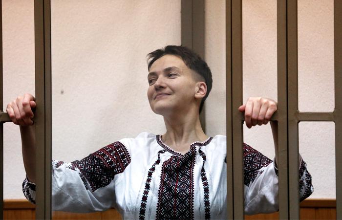 Савченко согласилась прекратить голодовку после разговора с Порошенко