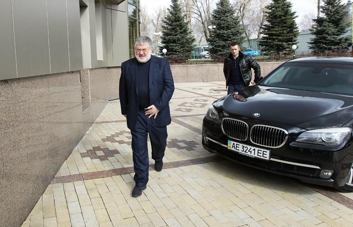 Лондонский суд арестовал активы Коломойского