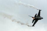 Норвежский истребитель F-16 по ошибке открыл огонь по наблюдательной вышке