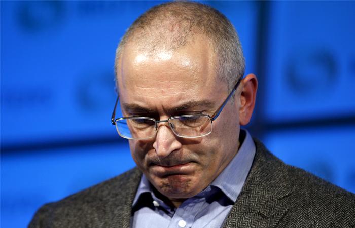 Интерпол задумался об объявлении Ходорковского в международный розыск