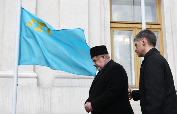 Суд из-за экстремизма запретил меджлис крымско-татарского народа