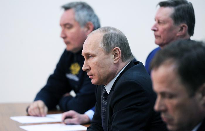 """Путин решил дождаться повторной попытки запуска """"Союза"""" с Восточного"""