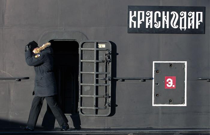 ВМФ опровергает сведения остолкновении русской ипольской подлодок