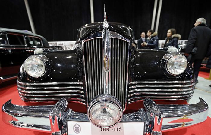 Музей ретроавтомобилей в Москве стал музеем транспорта