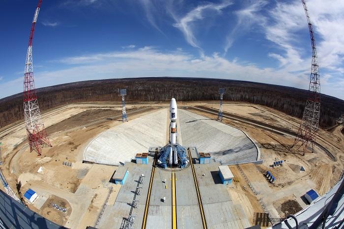 Вторая попытка запуска с космодрома Восточный состоится 28 апреля в 05:01 мск