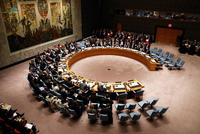 Совбез ООН отклонил предложение РФ в поддержку Минских договоренностей