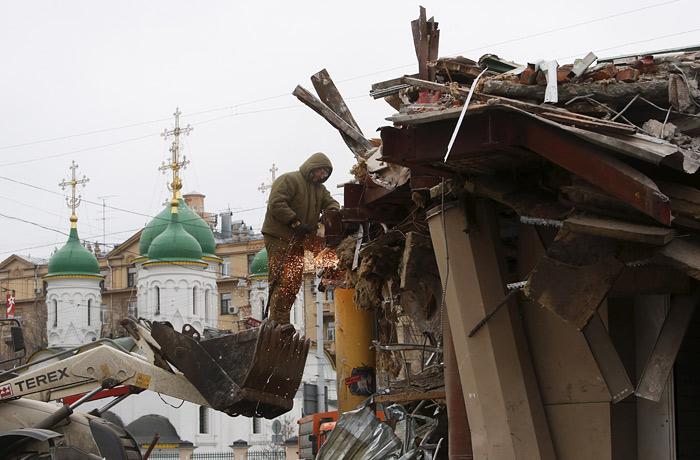 Верховный суд отклонил жалобу на снос торговых павильонов в Москве