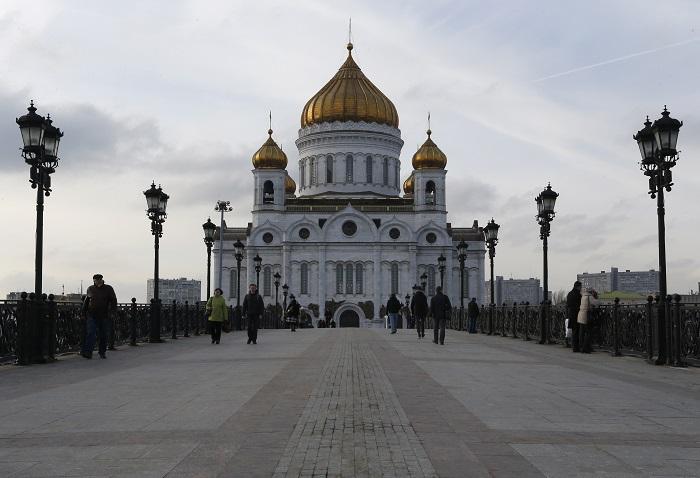 """Патриарх предложил """"умолкнуть"""" противникам строительства храмов в Москве"""