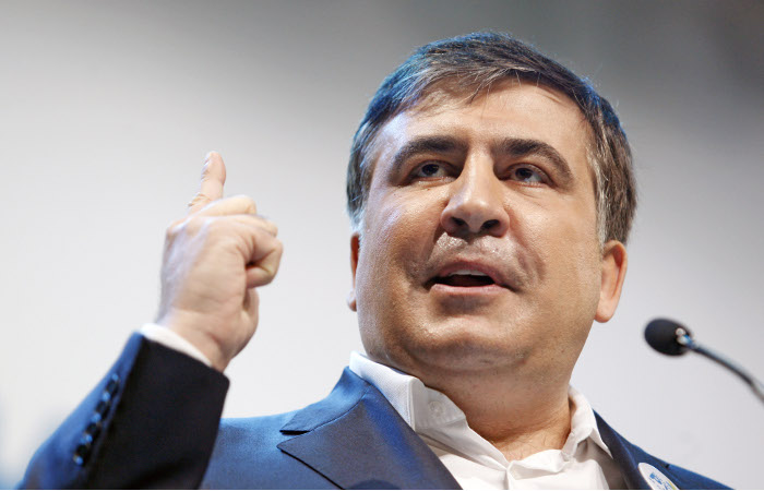 Саакашвили заявил о готовящихся провокациях 2 мая в Одессе