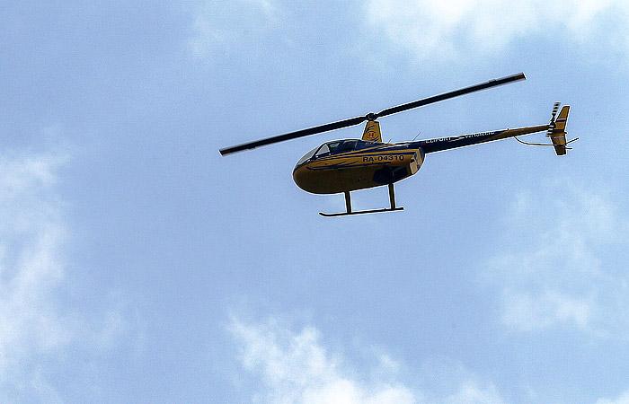 При крушении вертолета на Камчатке погибли три человека